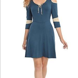 Hot topic Merida dress